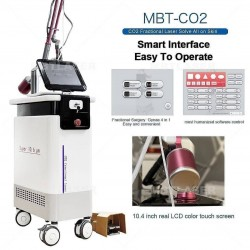 2021- pci ilin ən son model MBT-CO2 Fraksional lazer
