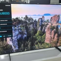Televizor Samsung (127 sm) Smart TV İlkin Ödənişsiz 12 Aya