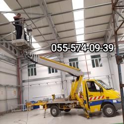 Kran Sebetli Icaresi 12 metreden 65 metredek sebet
