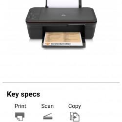 HP Deskjet 1050 All-in-One Printer 3ü 1ində printer Yenidir