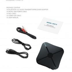 Blutuz qəbuledici və ötürücü (Receiver/Transmitter)