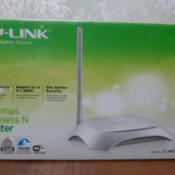 Tp-link TL-WR720N Router Model no: TL-WR720N Simsiz