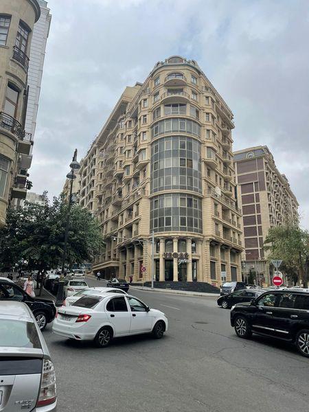 Bina qazla təchiz olunub! Səbail rayonu, Kaspian MMC-nin