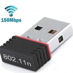 USB WiFi qəbuledici və ötürücü