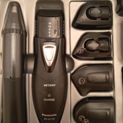 Saçqırxan,Üzqırxan Panasonic ER-GY10 cm və Burun Qulaq