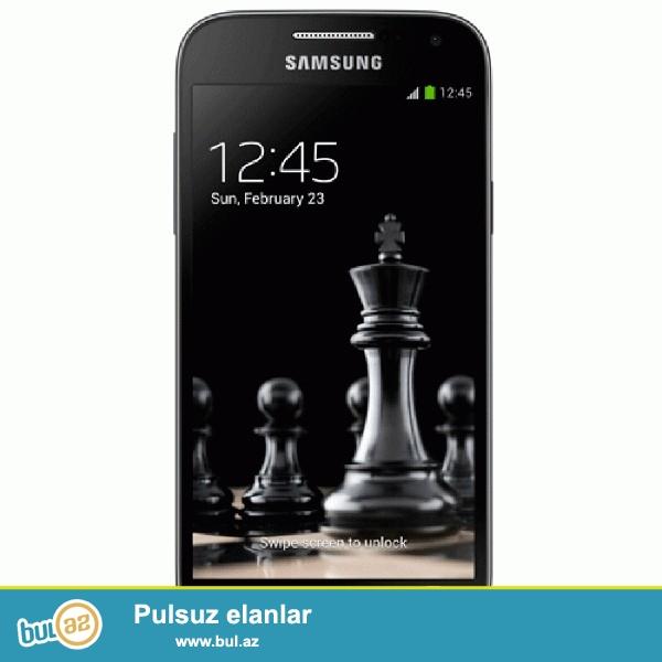Samsung I9192(S4 mini),duas,Black edition(qara reng),3 ayin telefonudu,qarantiyasi var,sigortasi da var telefonun,karobkasi,nauwniki,USBsi var,her bir aksessuari iwleyir,telefonun problemi yoxdu...
