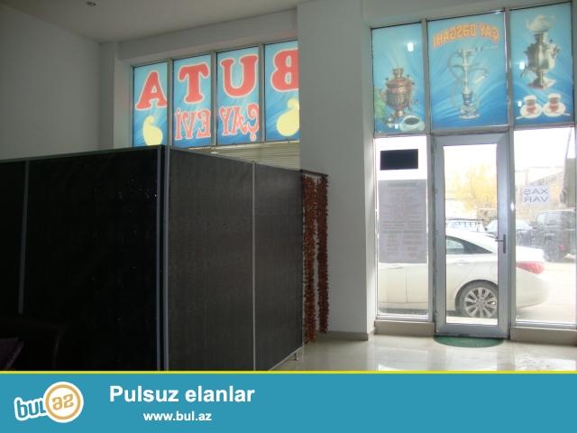 Yasamal rayonu Abdulvahab Salamzadə küçəsi Yasamal RPİ-nin yaxınlıqında sahəsi 200 kv...