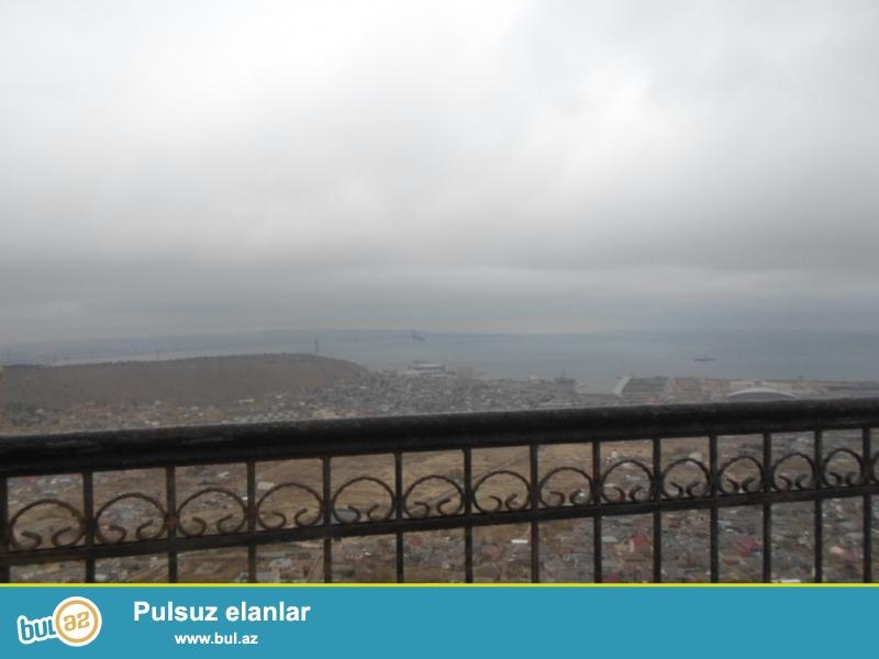 Təəcili patamdartda torpaq sahəsi satılır.12 sot,panarama şəhərə və dənizə...