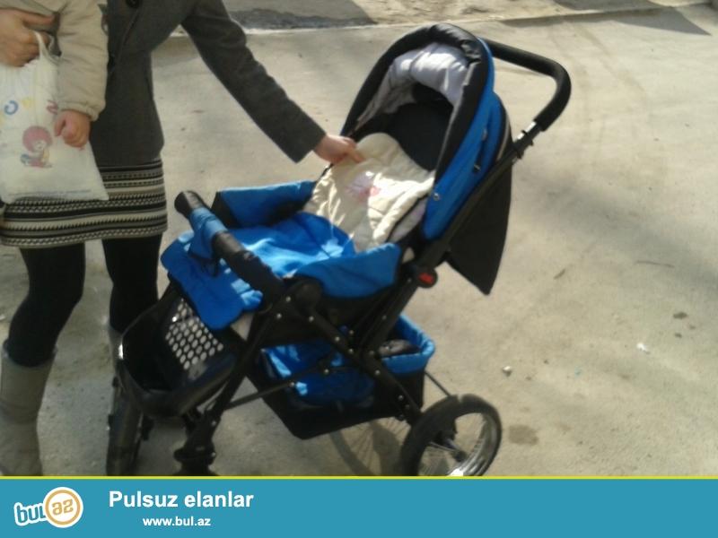 5 ayınnan ta 3 yaşına  kimi Uşaq üçün kalyaska satılır...