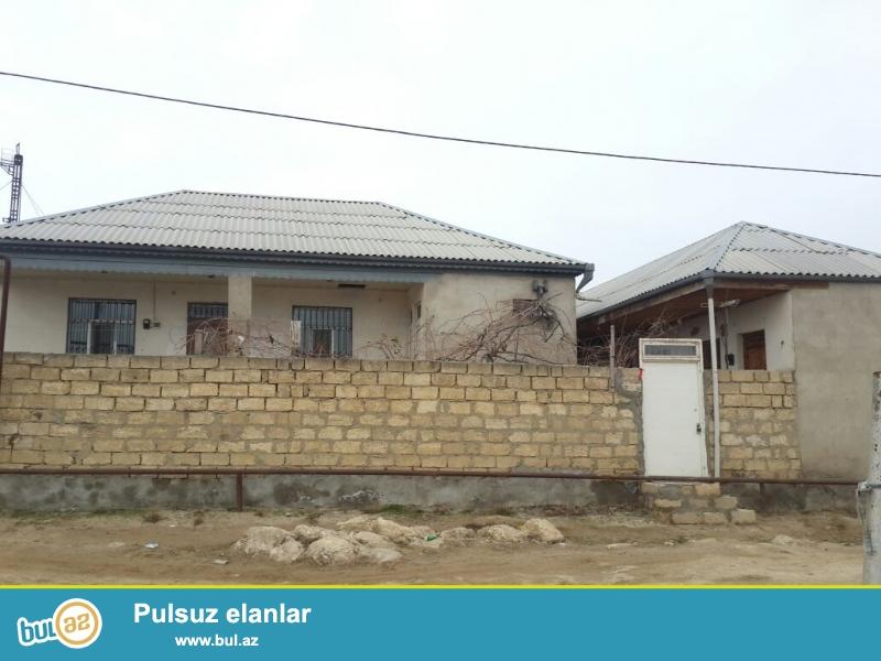Bineqedi rayonu Bineqedi qesebesinde sentralni kruqundan 300m arasinda olan 3 sotun icinde tikilen 2 ev cemi 7 otaq 170kvm , orta temirlidir...