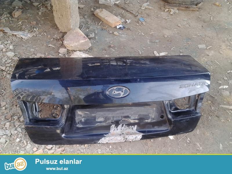 Hyundai sonata 2008 arxa kapot malyar isi gorulmelidi