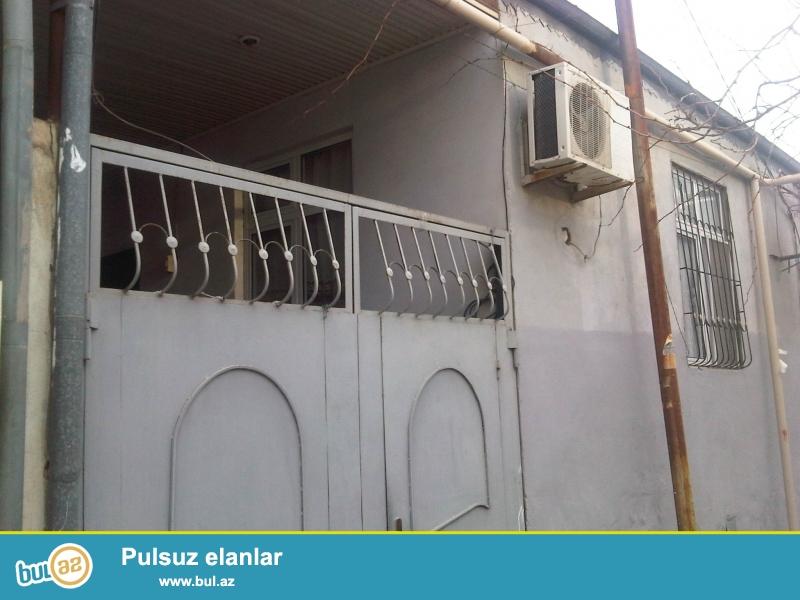 COX TACILI!!! Xirdalan saharinda har cur saraiti olan, 2 otaqli hayat evi satilir...
