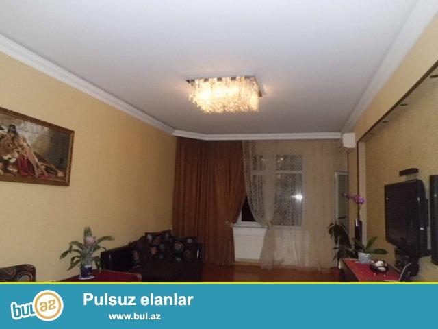 Şəhərin ən gözəl və prestijli məkanı olan Gənclikdə ümumi sahəsi 94 kv...