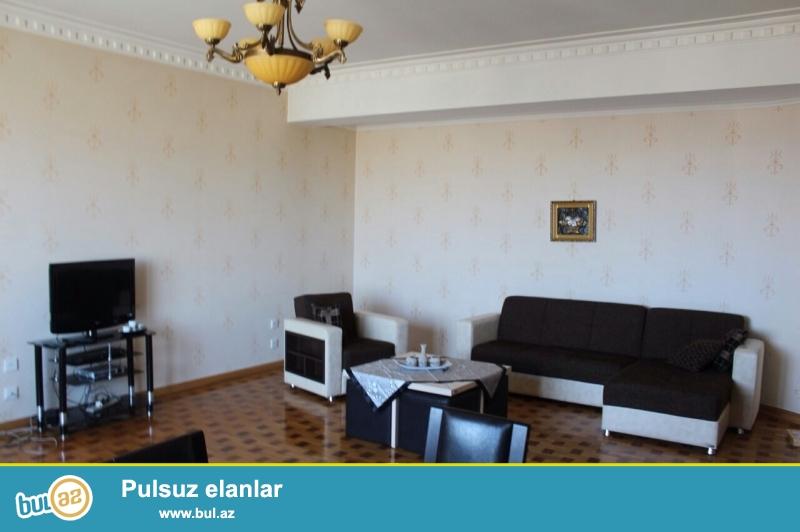 Cдается 3-х комнатная квартира в престижной новостройке, по проспекту Нариманова, около памятника Н...
