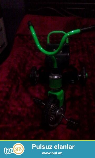 3Tekerli demir velosipedi satiram
