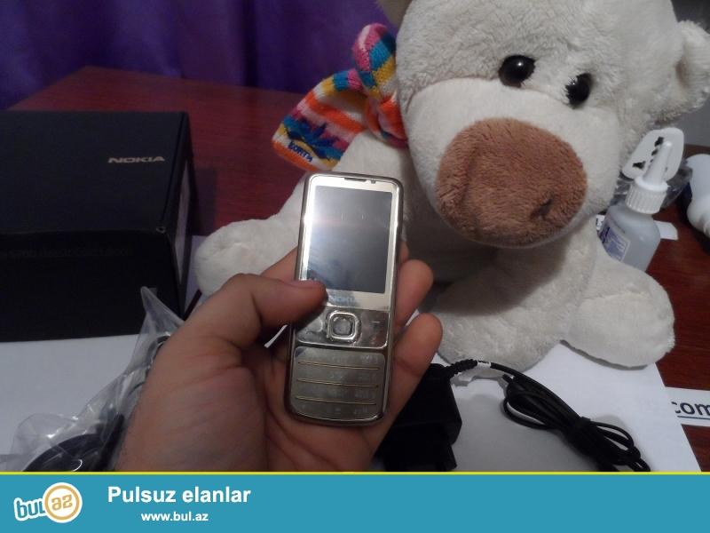 Esenliklər. <br /> sizlərə Nokia 6700 modelini təklif edirik...