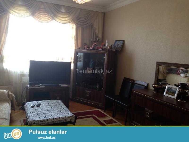 Yeni Yasamalda ev satilir. Inam-Bayram MTK. 17/6. 80 kvm...
