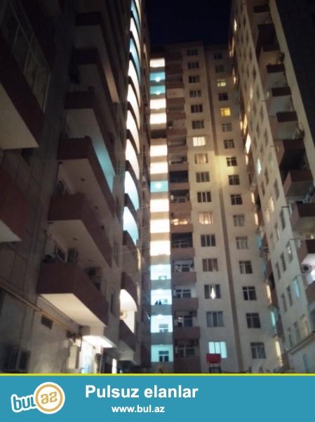 Впервые!!!После ремонта никто не жил!!!Вся мебель новая!!!Cдается 2-х комнатная квартира в престижной новостройке , около метро Низами...