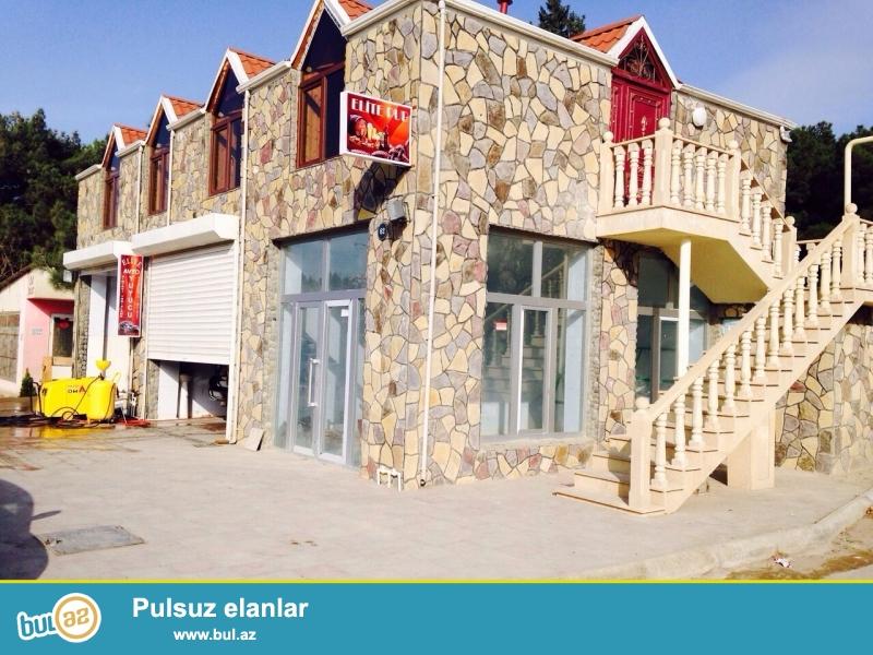 Bakixanov bazarinin yaninda Genclik 29c kucesinde ela temirli 2mertebeli obyekt satilir...
