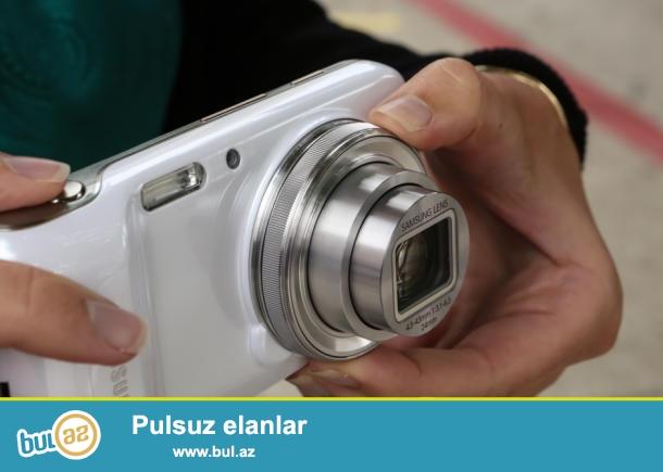 Kim ne qeder verer?<br /> Samsung Galaxy S4 Zoom. yenisi 430 azn qarantisiz...