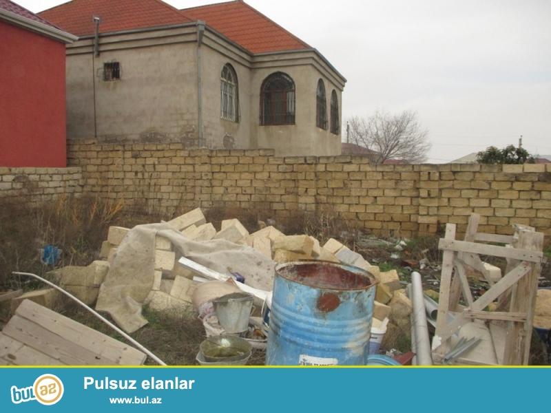 Abseron rayonu Masazir qesebesi H.Eliyev parkinin yaxinliqinda 2 sot torpaq sahesi satilir...