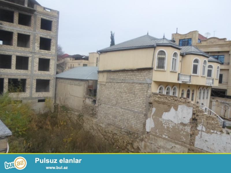 Metro Gəncliyə yaxın Teymur Əliyev küçəsində torpaq sahəsi satılır...
