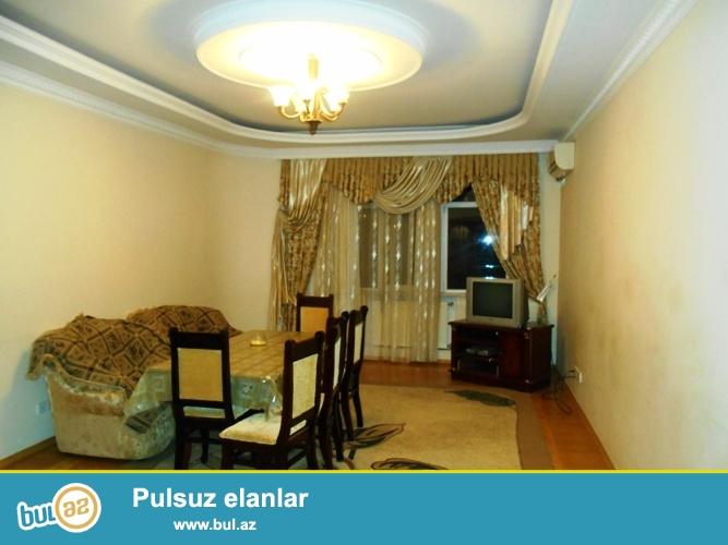 """Cдается 3-х комнатная квартира в престижной новостройке, по проспекту Матбуат, рядом с телеканалом """"Лидер""""..."""