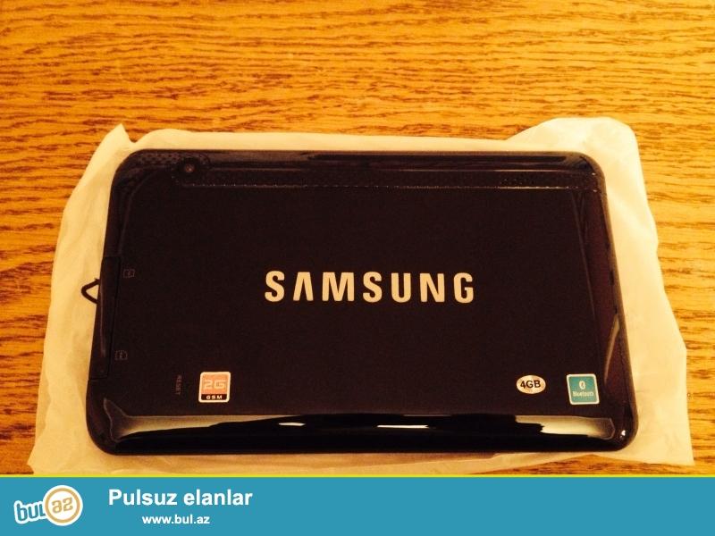 Elanın təsviri «Samsung Planset»Yeni Planshet. QEYDİYYAT OLUNUB Ve QEYDİYYAT ETMEYE EHTİYAC YOXDUR...