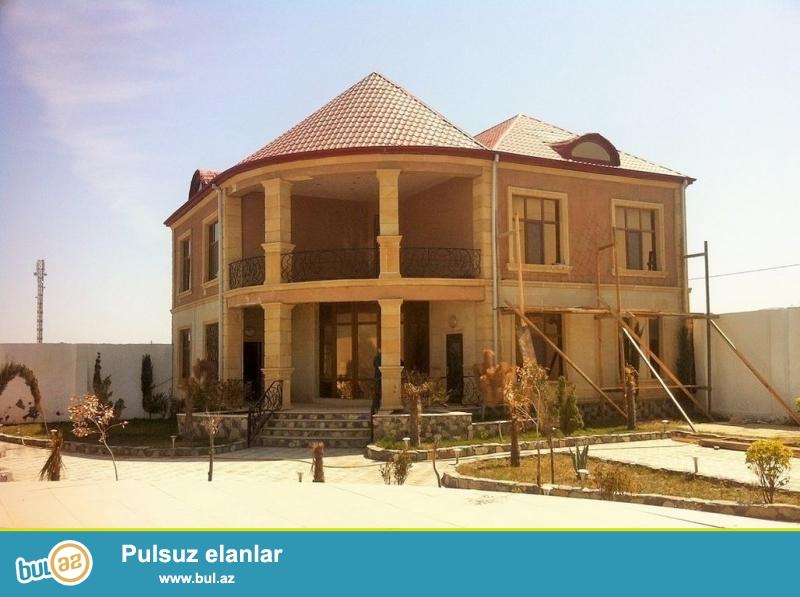 Срочно! В Мардаканах рядом с новым автобамом вблизи моря продается , 5-ти  комнатный  2-х этажный частный дом с супер  ремонтом в стиле классика, расположенный на 10 сотках , площадью 240 кв...