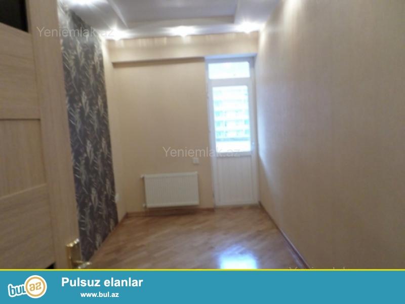 Yeni Yasamalda qaz verilmiş binada Akord SEVERDƏ 3 otaqlı supertəmir mənzil satılır...