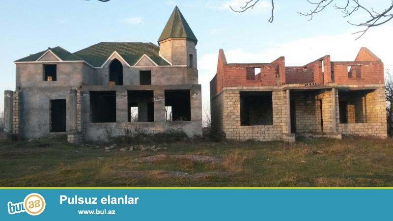 Quba şəhəri, Qaraçay yaxınlığında 16 sot torpaq sahəsi, içərisində iki təmirsiz ev təcili satılır...