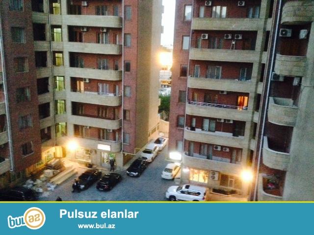 Yasamal rayonu yeni yasamal qesebesi yeni tikilidir binada 20% yasayis var…su,isiq qaz yayda verilecek...