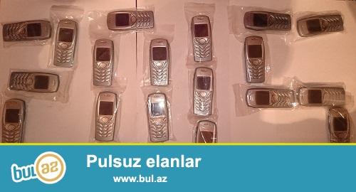 ESENLİKLƏR. <br /> sizlərə Nokia 6100 modeini təklif edirik...