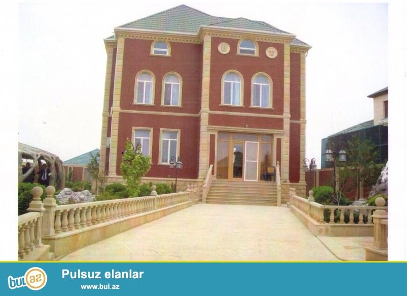 Продается 3-х этажный особняк, в поселке Загульба, рядом с Президентской виллой...