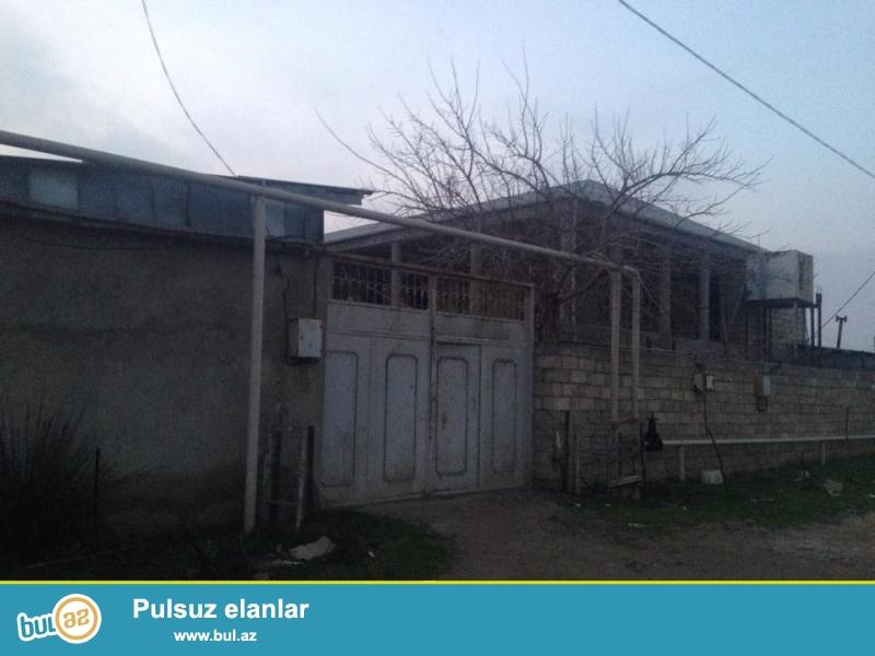 Sabunçu rayonu Pirşağı qəsəbəsində bağ evi satılır...