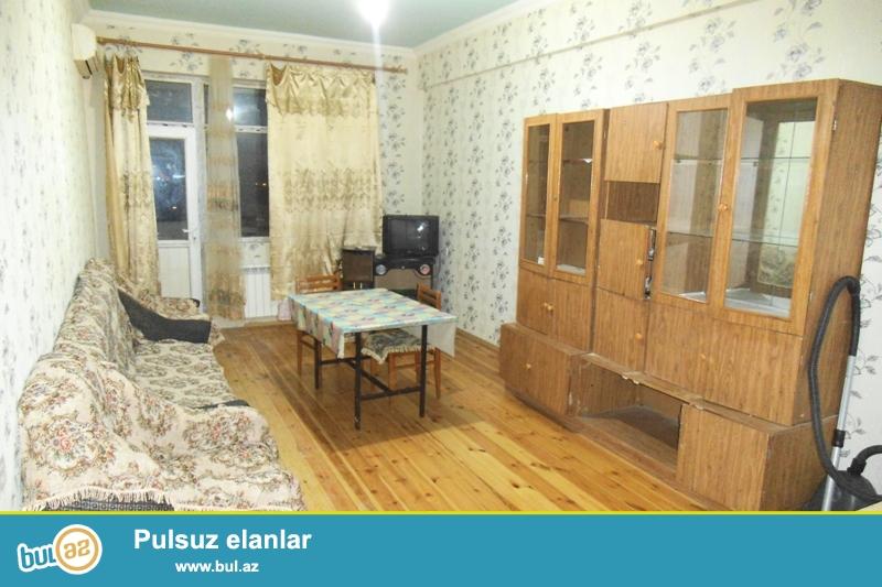 Cдается 2-х комнатная квартира в новостройке, в районе метро Элмляр Академиясы,около БГУ...