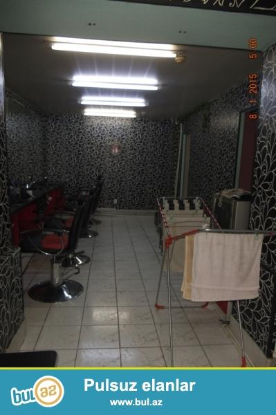 Сдается пустое помещение прямо у дороги около метро Иншаатчилар...