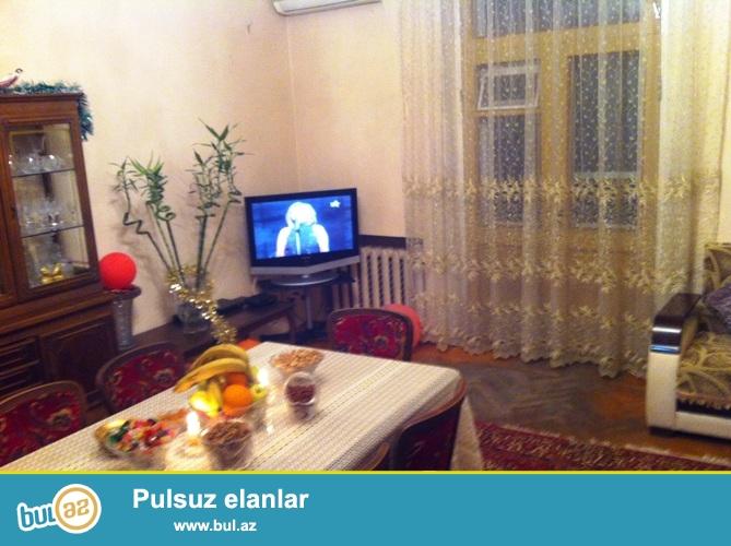 Продается 3-- комнатная квартира в центре города, по проспекту Бюль Бюля, рядом с дворцом имени Г...