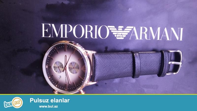 Emperio Armani karopkasiz icindeki funksialar islemir tari isleyir icinde catdirilma bir gun erzinde nar nomrede watsapp vardir