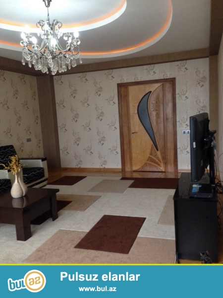 Cдается 3-х комнатная квартира в новостройке,около метро Хатаи...