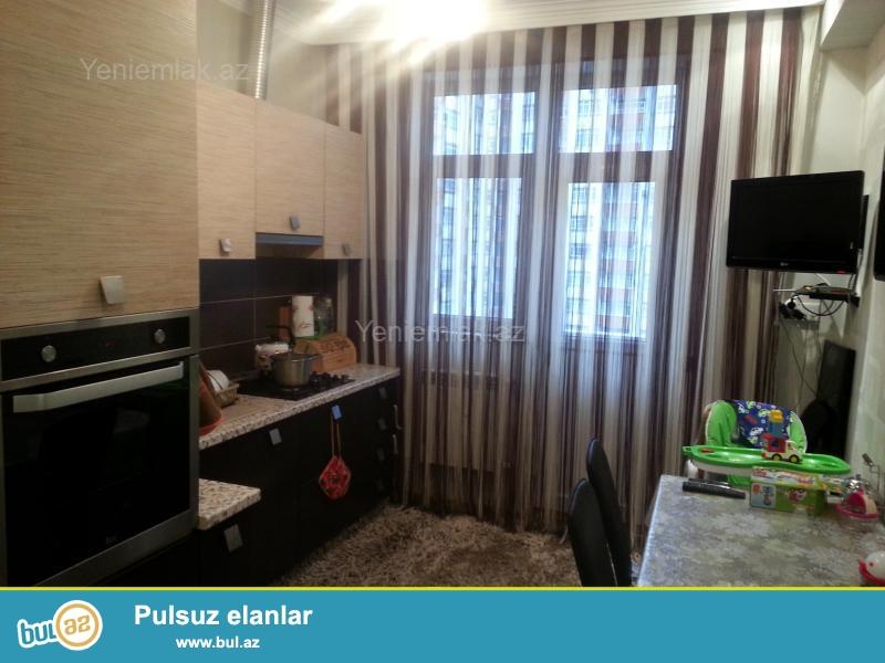 Tecili satilir! Yeni Yasamalin en prestijli binasi olan Inam Bayram MTK da euro temirli 2 otaqli ev satilir...