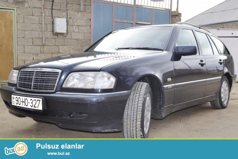 Mersedes Benz 1999 ci ilin maşını<br /> Full salon...