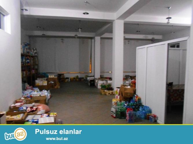 Сдается 3-х этажный отдельно-стоящий объект в районе Баиловского рынка...