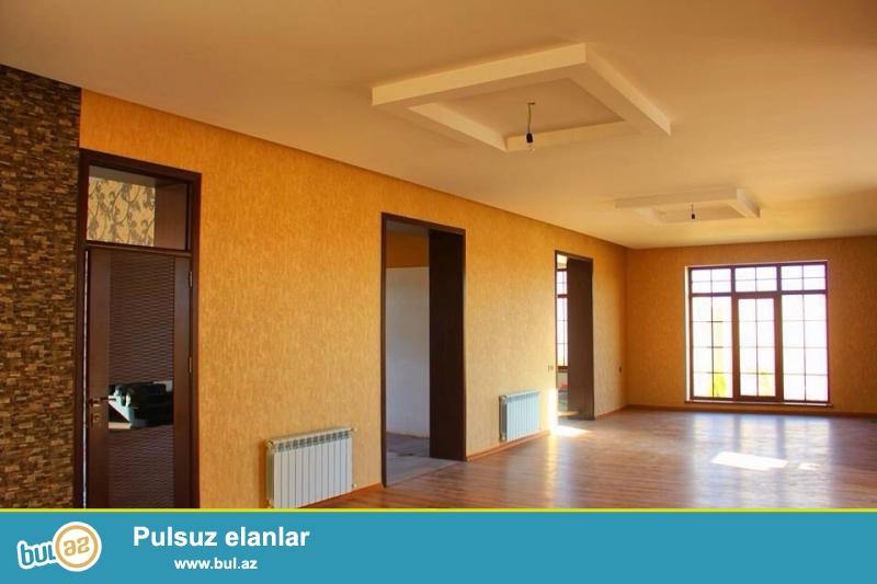 **РУФАТ*АЙНУР** СРОЧНО ! Впервые на рынке, продается 2х этажный особняк в Мардакане, за Макаронной фабрикой, расположенный на 10,5 сотах, строили для себя, дом монолитный,320 кв...