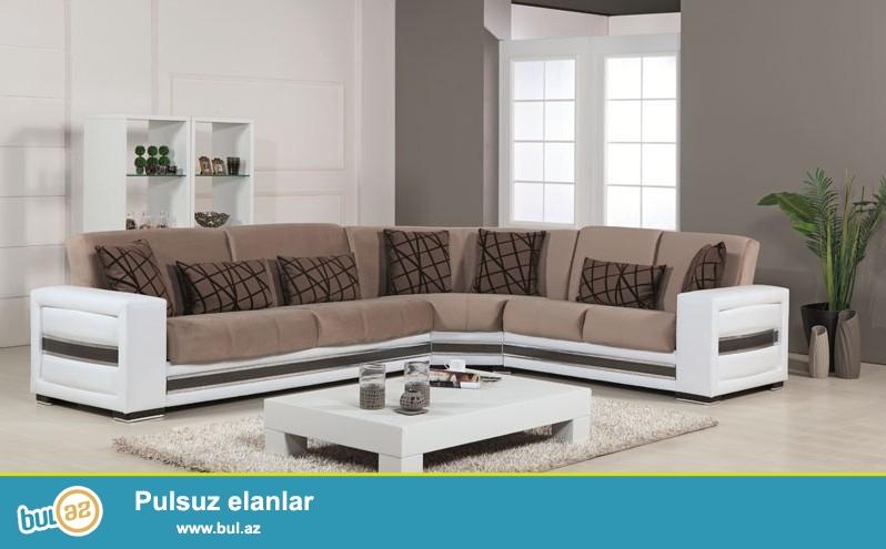 Isdenilen modelde kunc divanlarni evnizin olcusne ve dizayyine uygun sifaris ede bilersiz ...
