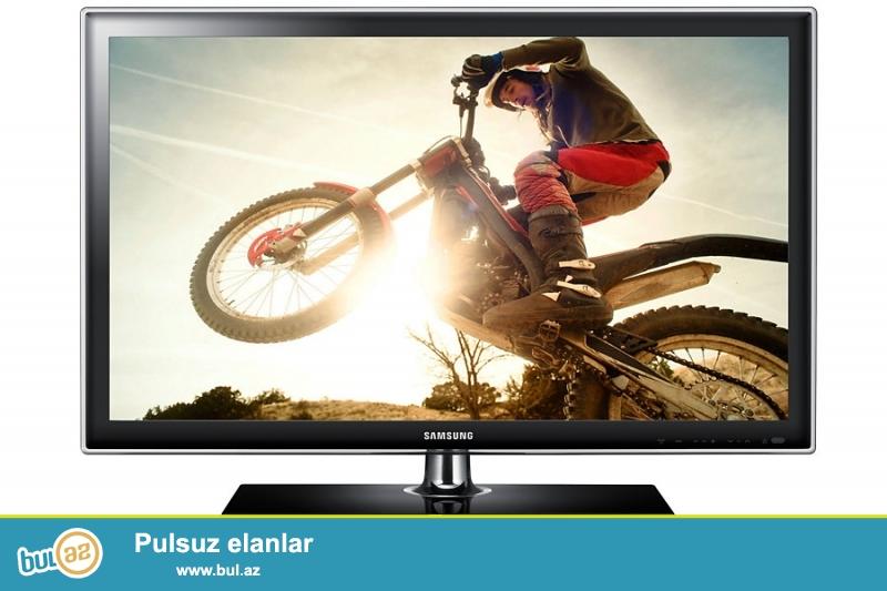 Yeni led televizor, ishledilmemish veziyyetdedir. Internete chixishi var...