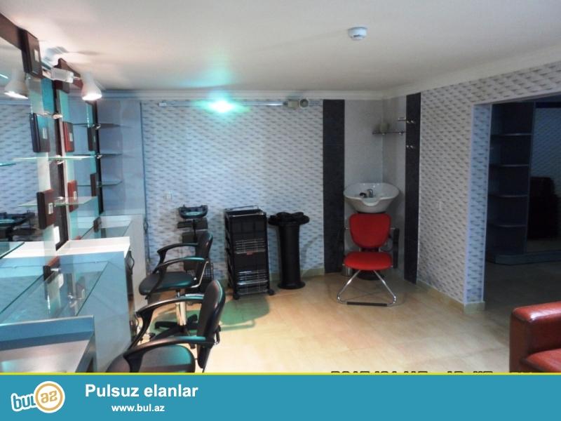 Срочно продается  дамский салон около «Баку электроник» по пр...