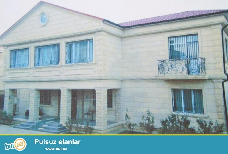 Очень срочно!  в элитном участке   поселка Бузовна   продается  2-х этажный  частный дом, расположенный  на 14  сотках земельного участка ...