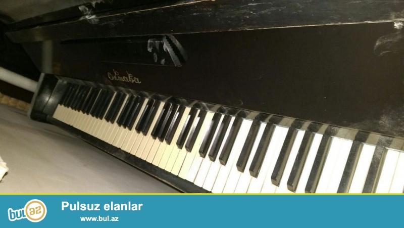Tecili sekilde ucuz qiymete ela veziyyetde pianino oktava...