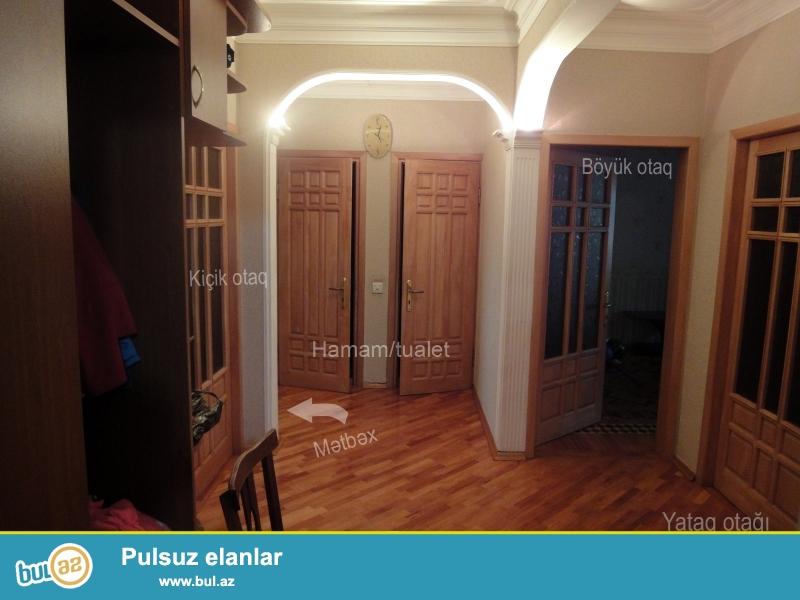 Azadliq prosp m., Atrium əyləncə mərkəzi, İstanbul Tibb Mərkəzi yanında 3 otaqli ela temirli mənzil...
